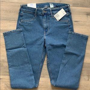 H&M Skinny Ankle Stretch Reg Waist Jeans NWT